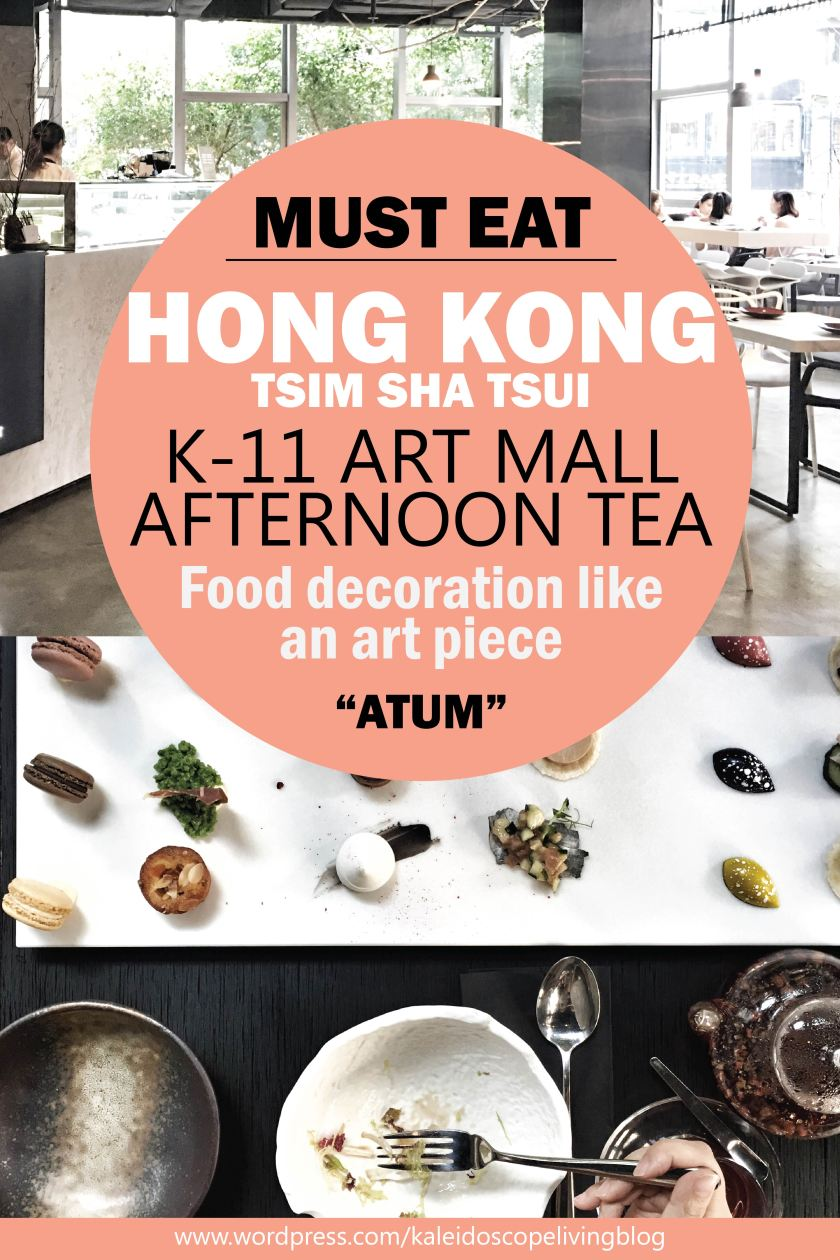 Bucket List Must Eat Hong Kong Atum Cafe