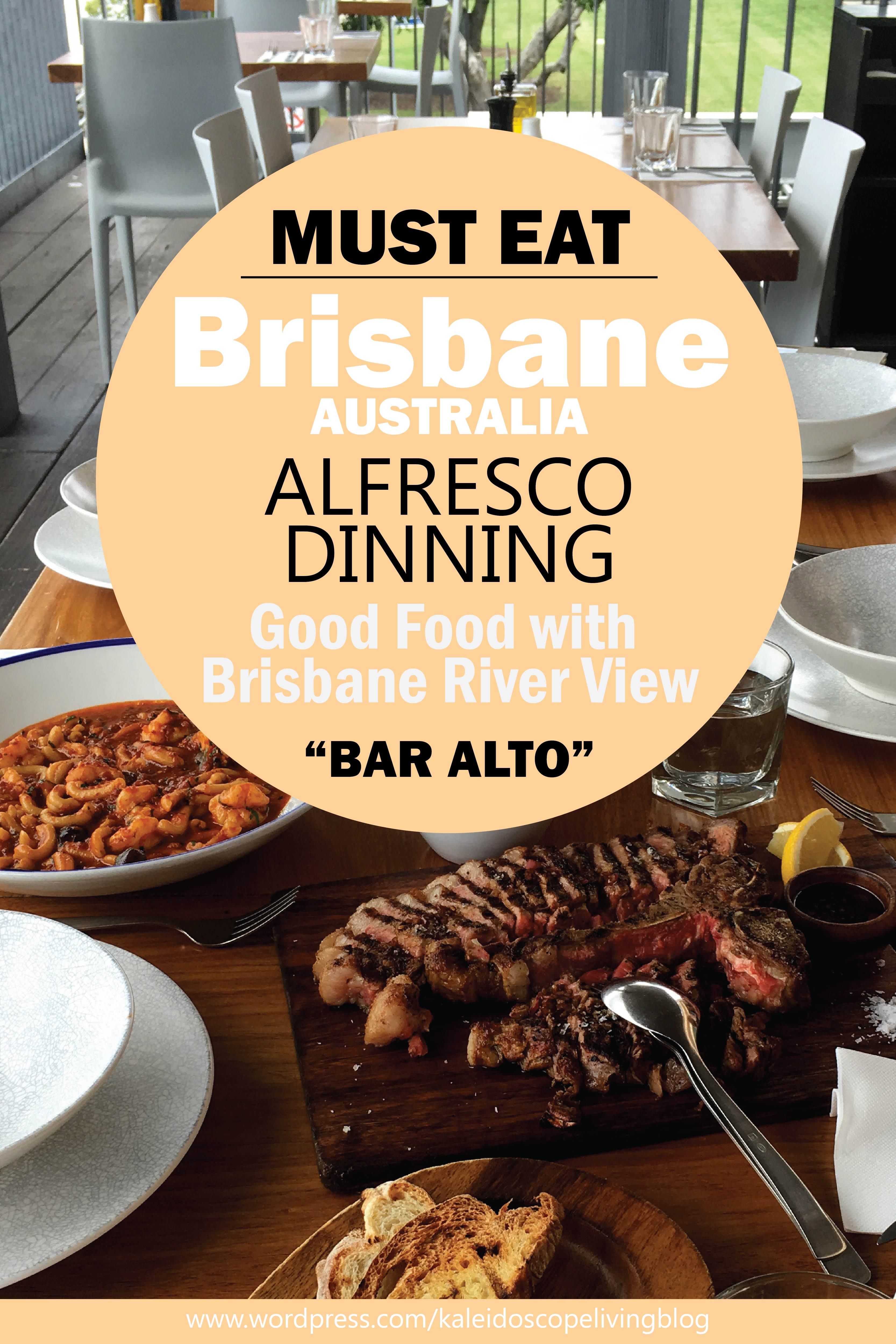 Bucket List Must Eat Australia Brisbane Power House Bar Alto