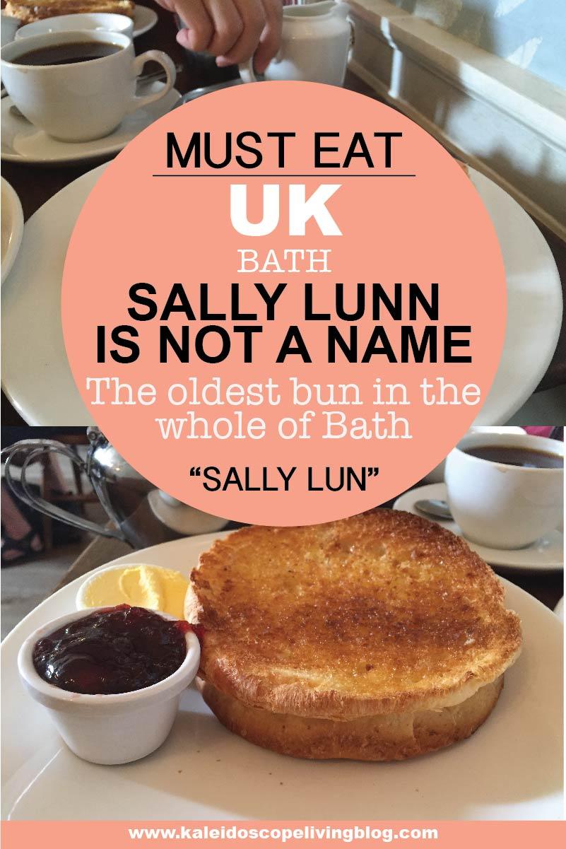 Travel Bath London United Kingdom Sally Lunn 01