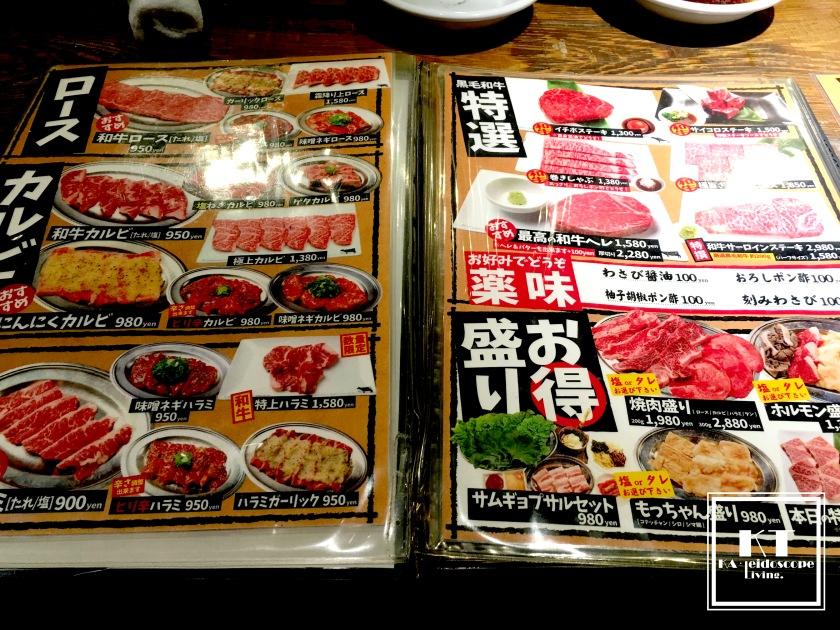 Travel Japan Tokyo Shinjuku Kaukicho Dondon Yakiniku 日本新宿歌舞伎町どんどん焼肉