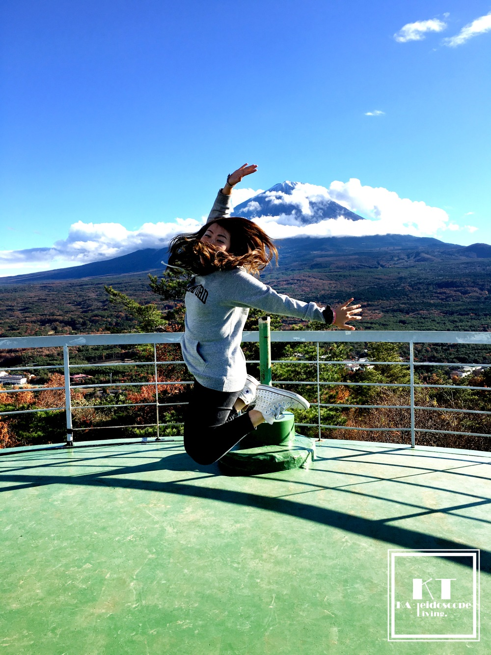 Travel Must Visit Mount Fuji Maple Leaves Lookout Japan 02