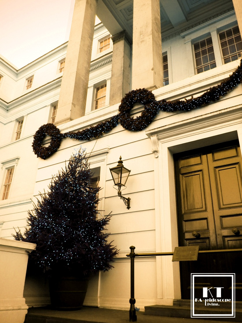 The Lanesborough Festive Afternoon Tea UK Travel 07