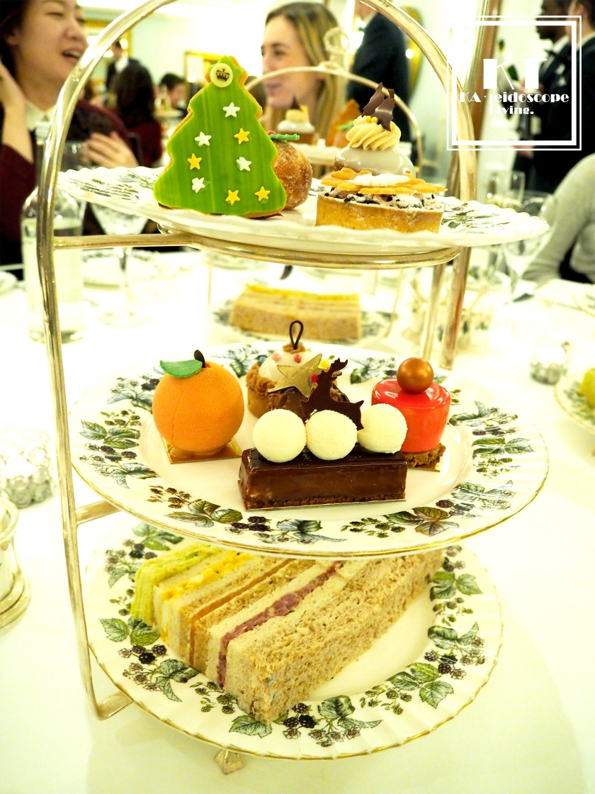 The Lanesborough Festive Afternoon Tea UK Travel 12