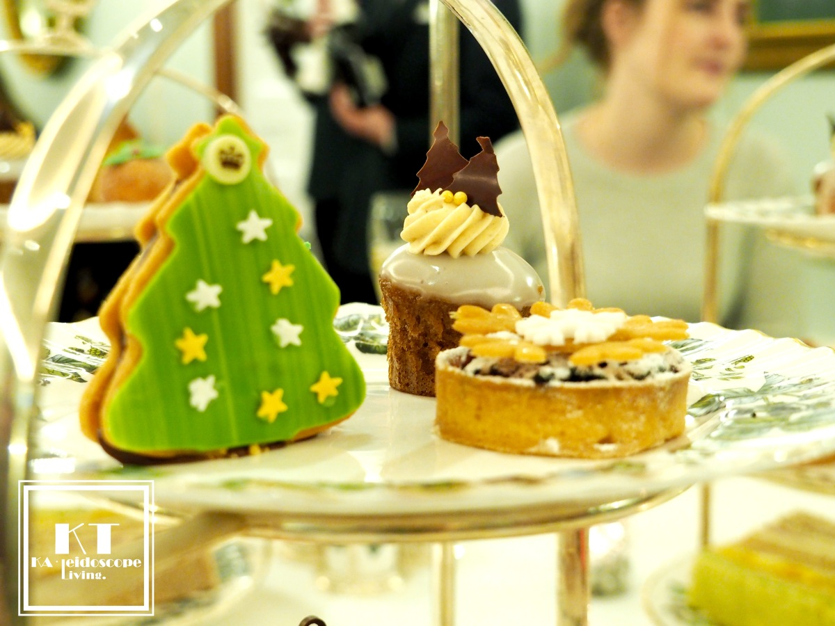 Fancy Festive Afternoon Tea in The Lanesborough London