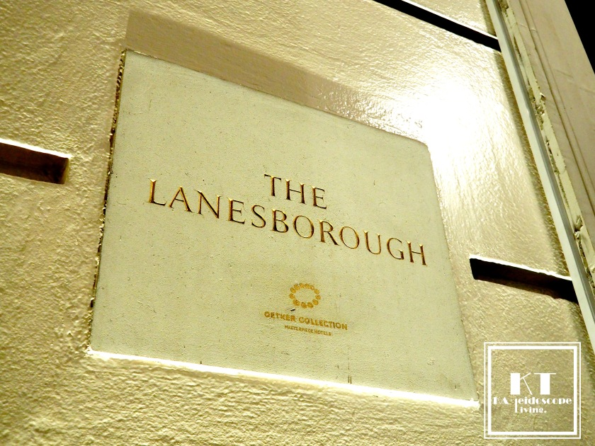 The Lanesborough Festive Afternoon Tea UK Travel 20