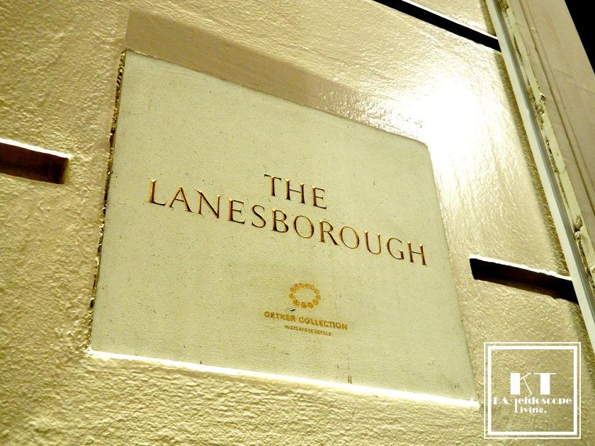 The Lanesborough Festive Afternoon Tea UK Travel 20
