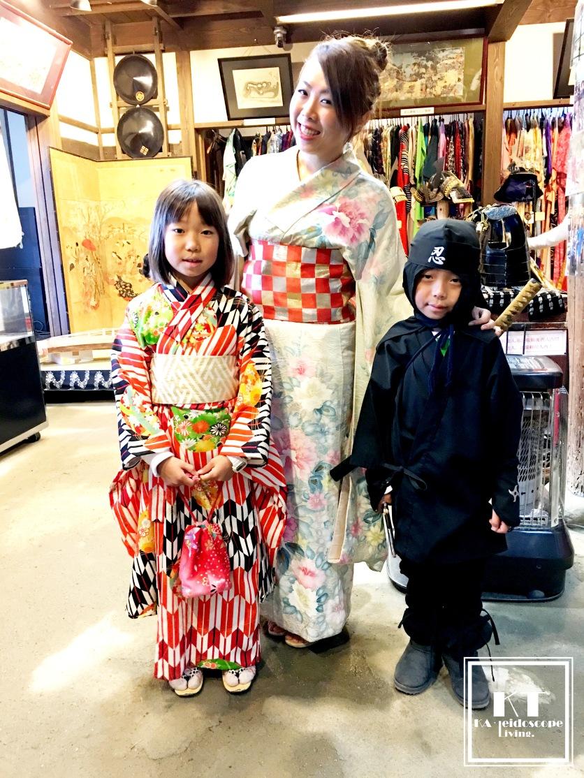 Travel Japan Yamanashi Fuji Five Lakes Iyashi no Sato 日本 山梨 いやしの里 紅葉