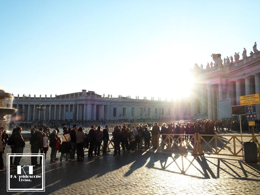 Travel Italy Rome Vatican Basilica di San Pietro Rooftop Bar Residenza Paolo VI 16