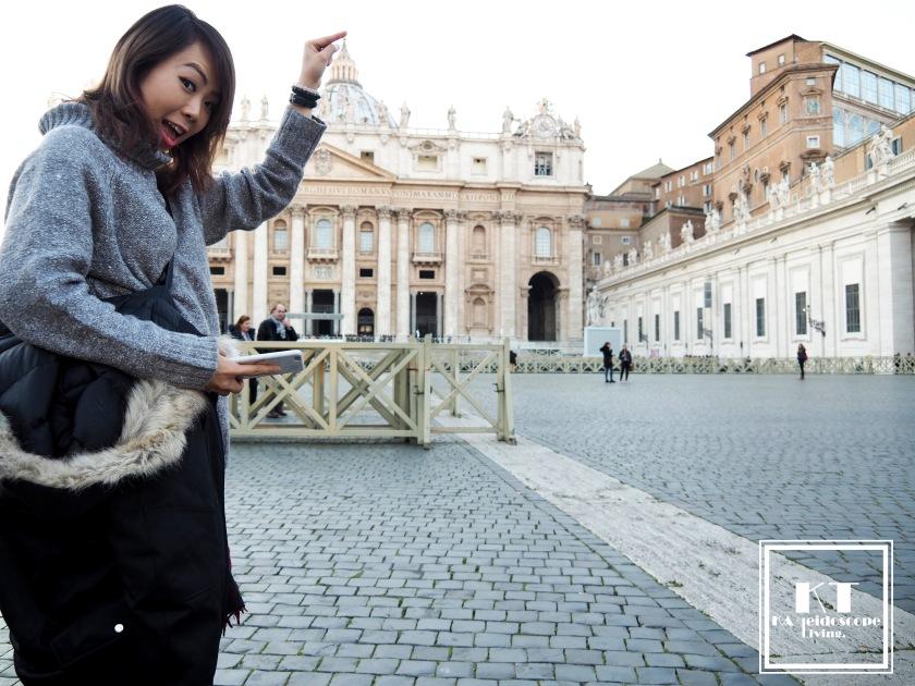 Travel Italy Rome Vatican Basilica di San Pietro Rooftop Bar Residenza Paolo VI 18