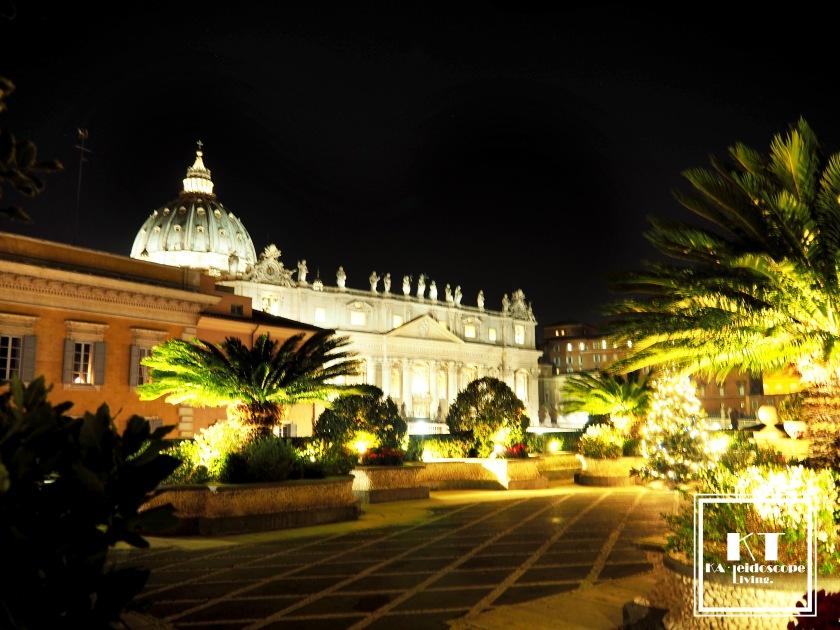 Travel Italy Rome Vatican Basilica di San Pietro Rooftop Bar Residenza Paolo VI 9