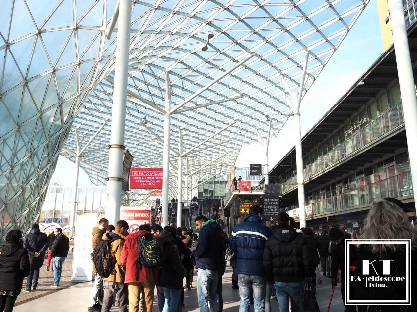 Travel Italy Milan Milano L'Artigiano in Fiera 2