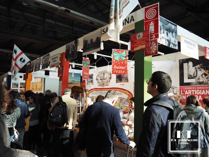 Travel Italy Milan Milano L'Artigiano in Fiera 25