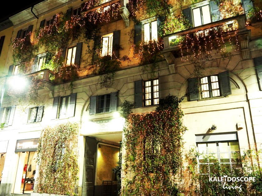 Travel Italy Milan Secret Garden Art Gallery Hotel Restaurant 10 Corso Como 2
