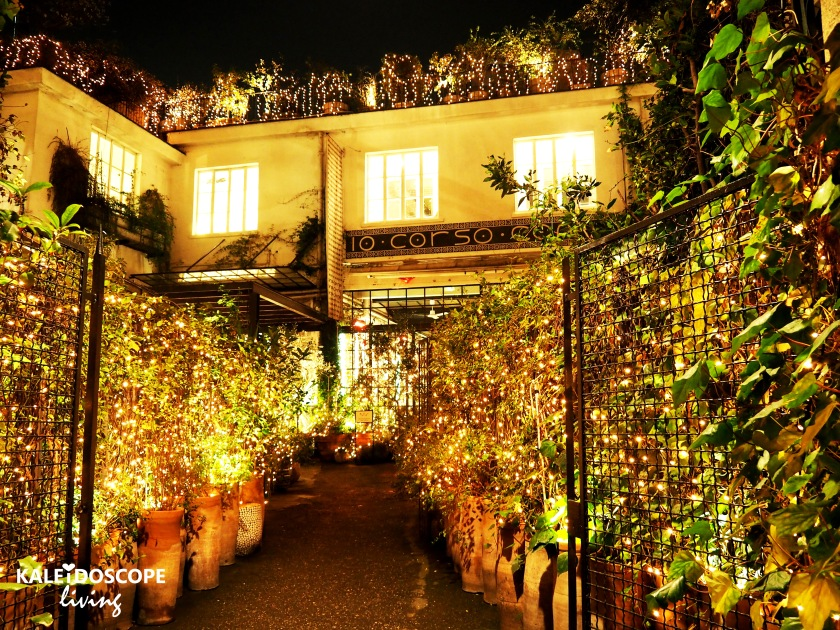 Travel Italy Milan Secret Garden Art Gallery Hotel Restaurant 10 Corso Como 4