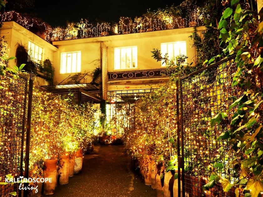 Travel Italy Milan Secret Garden Art Gallery Hotel Restaurant 10 Corso Como 4