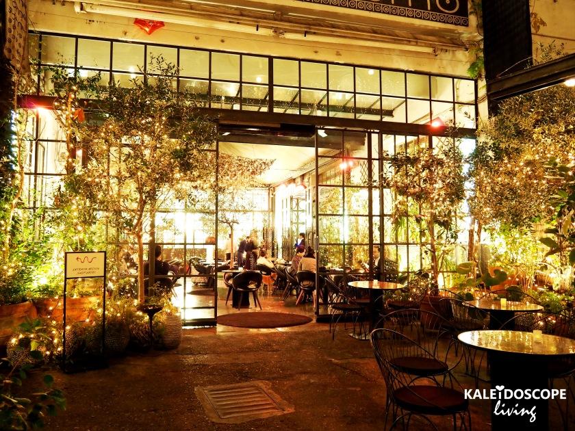 Travel Italy Milan Secret Garden Art Gallery Hotel Restaurant 10 Corso Como 5