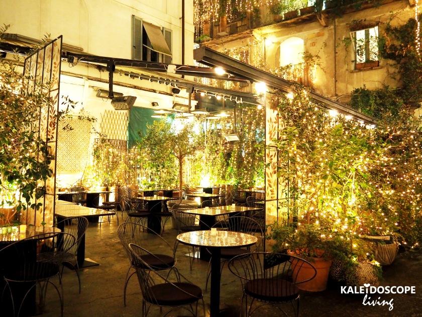 Travel Italy Milan Secret Garden Art Gallery Hotel Restaurant 10 Corso Como 10