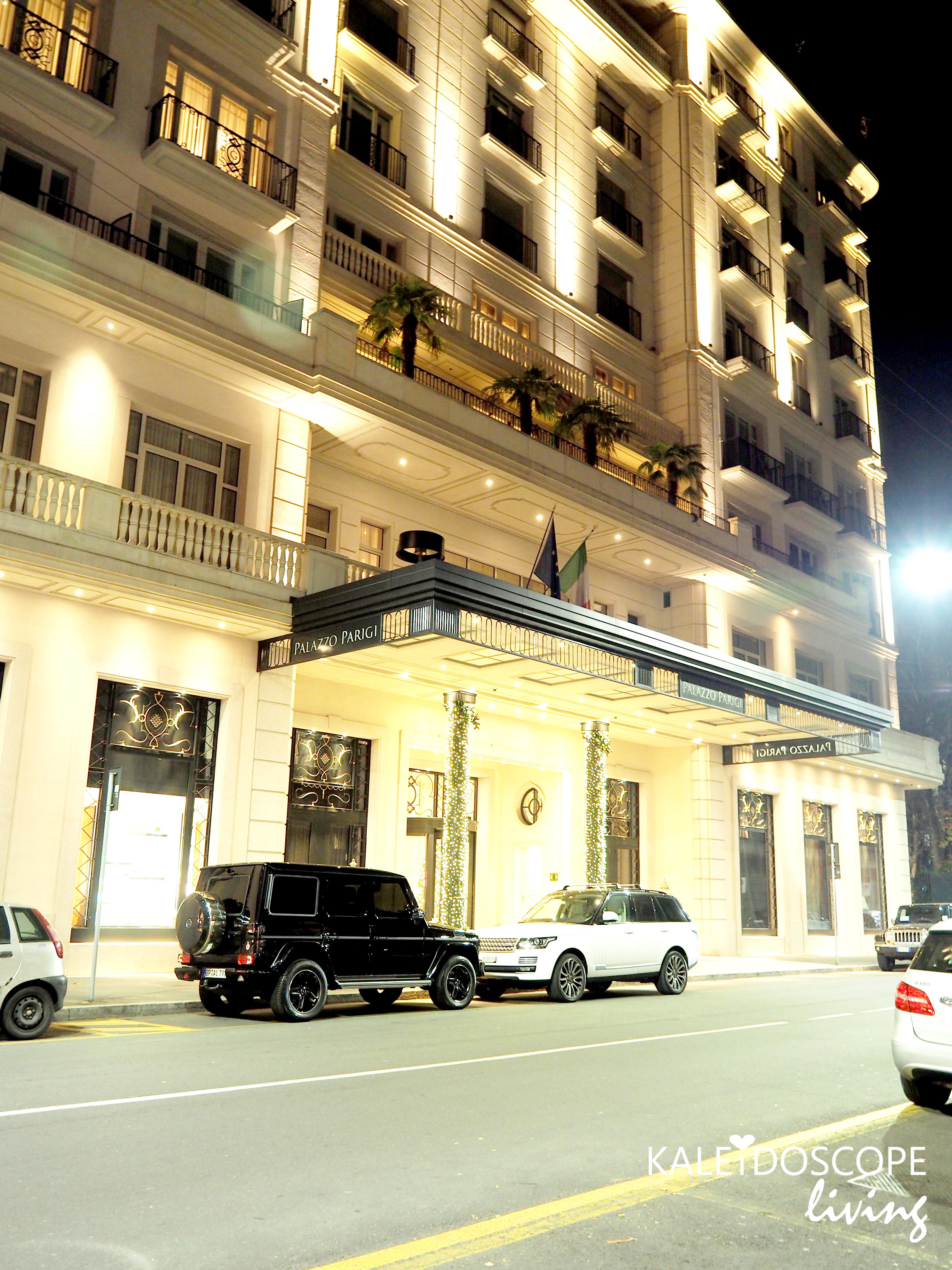 Travel Italy Milan Milano Aperitivo 5 Star Palazzo Paragi Hotel 1
