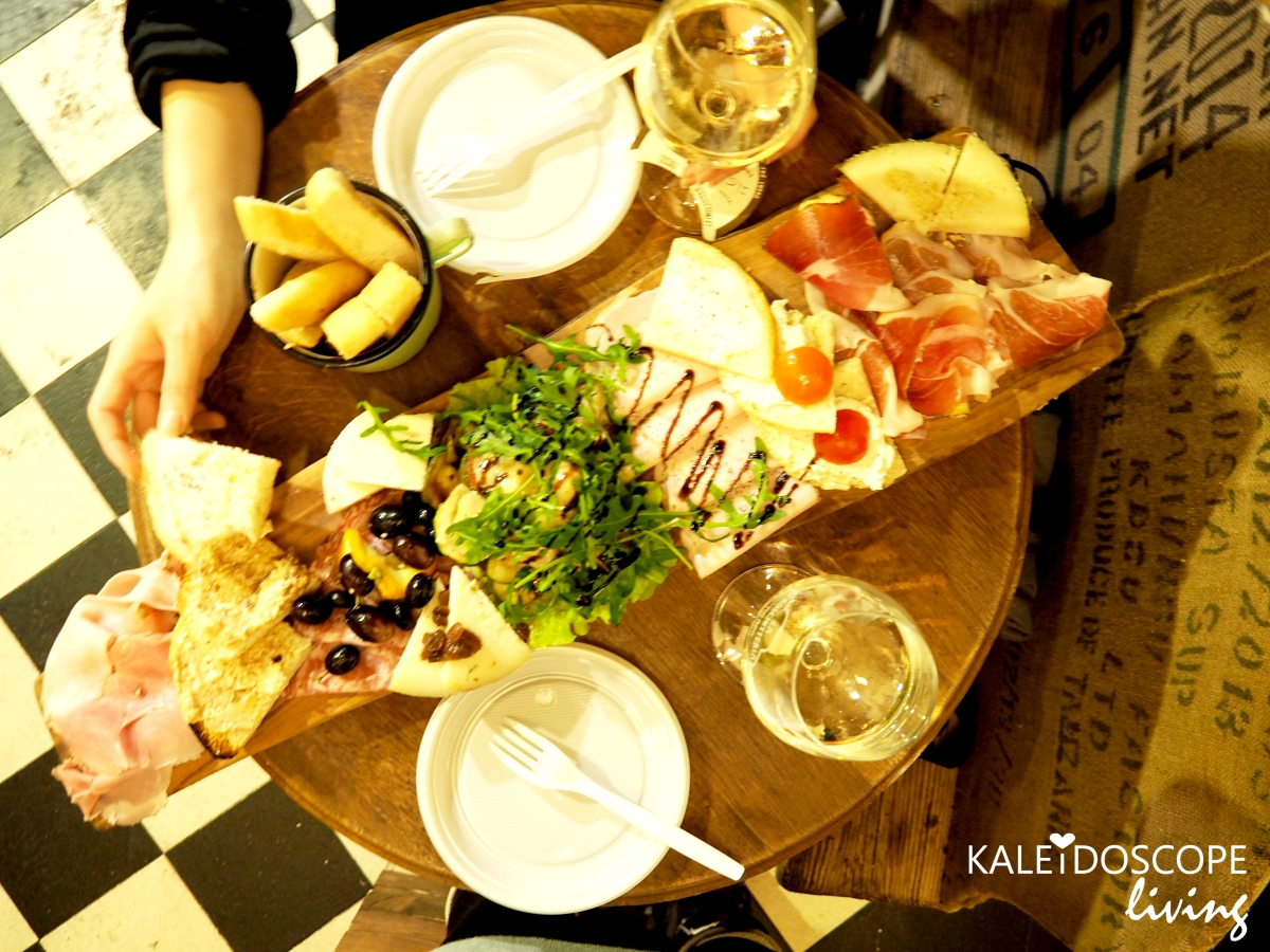 Ham, Ham, and More Ham – eat like a local in Milan