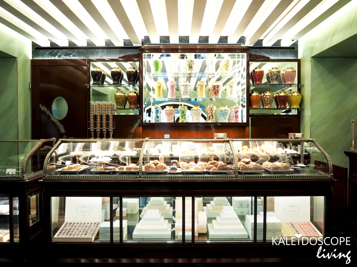 Italian Fashion Icon Prada meets with Milanese Cafe Pasticcerie Marchesi