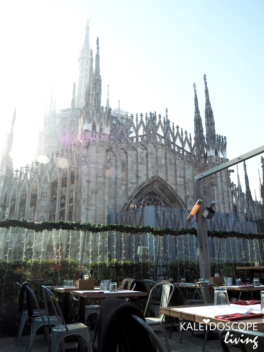 Travel Italy Milan Cathedral Duomo Obica Mozzarella 意大利米蘭 大教堂 餐廳 推介