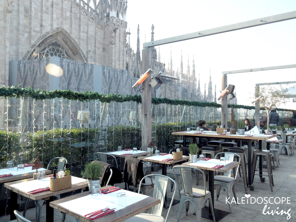 Calling Mozzarella Lovers!! A Stunning Dinning Experience next to the Milan Cathedral