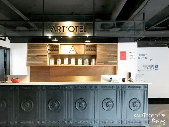 Travel Taiwan Taipei Ximending Hotel Stay Art'otel 台北西門町 飯店酒店 艾特文旅 推介