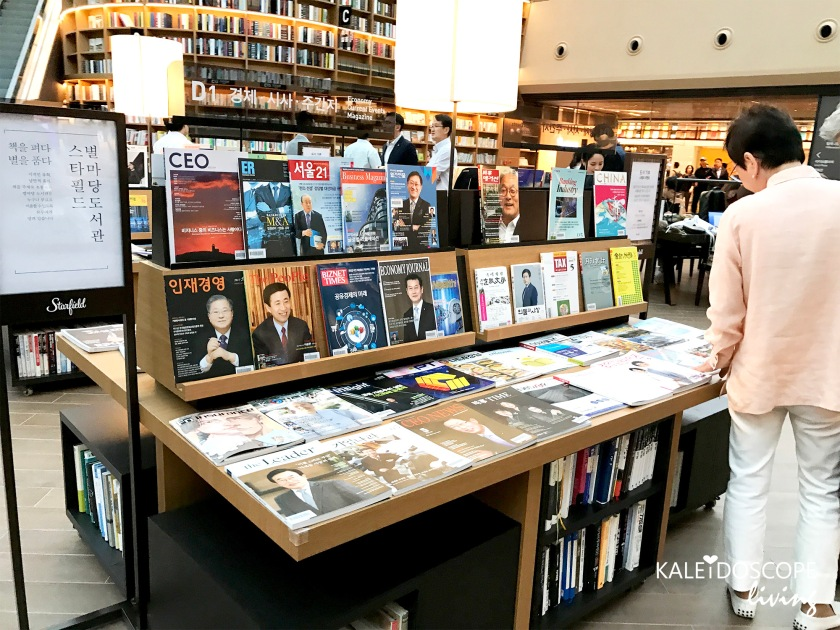 Travel_Korea_Seoul_COEX_Starfield_Open_Library_韓國_首爾_圖書館_02