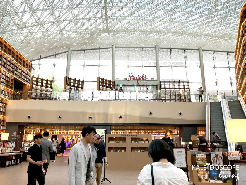 Travel_Korea_Seoul_COEX_Starfield_Open_Library_韓國_首爾_圖書館_03