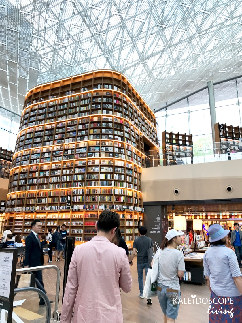 Travel_Korea_Seoul_COEX_Starfield_Open_Library_韓國_首爾_圖書館_04