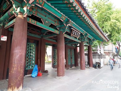 Travel_Korea_Seoul_Insadong_Hanbok_韓國_首爾_韓服_Tapgol Park