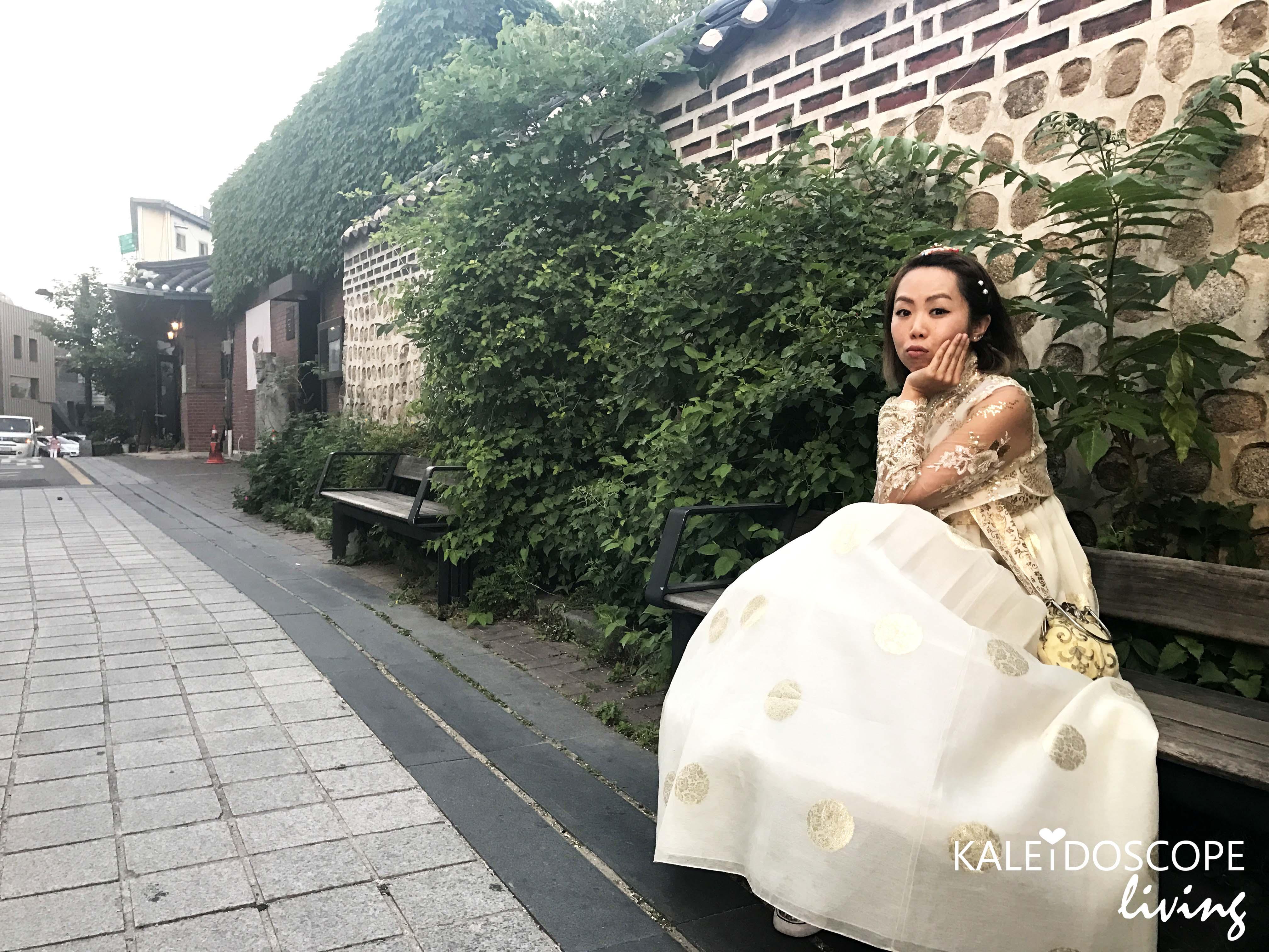 Travel_Korea_Seoul_Insadong_Habok_韓國_首爾_韓服_Anguk