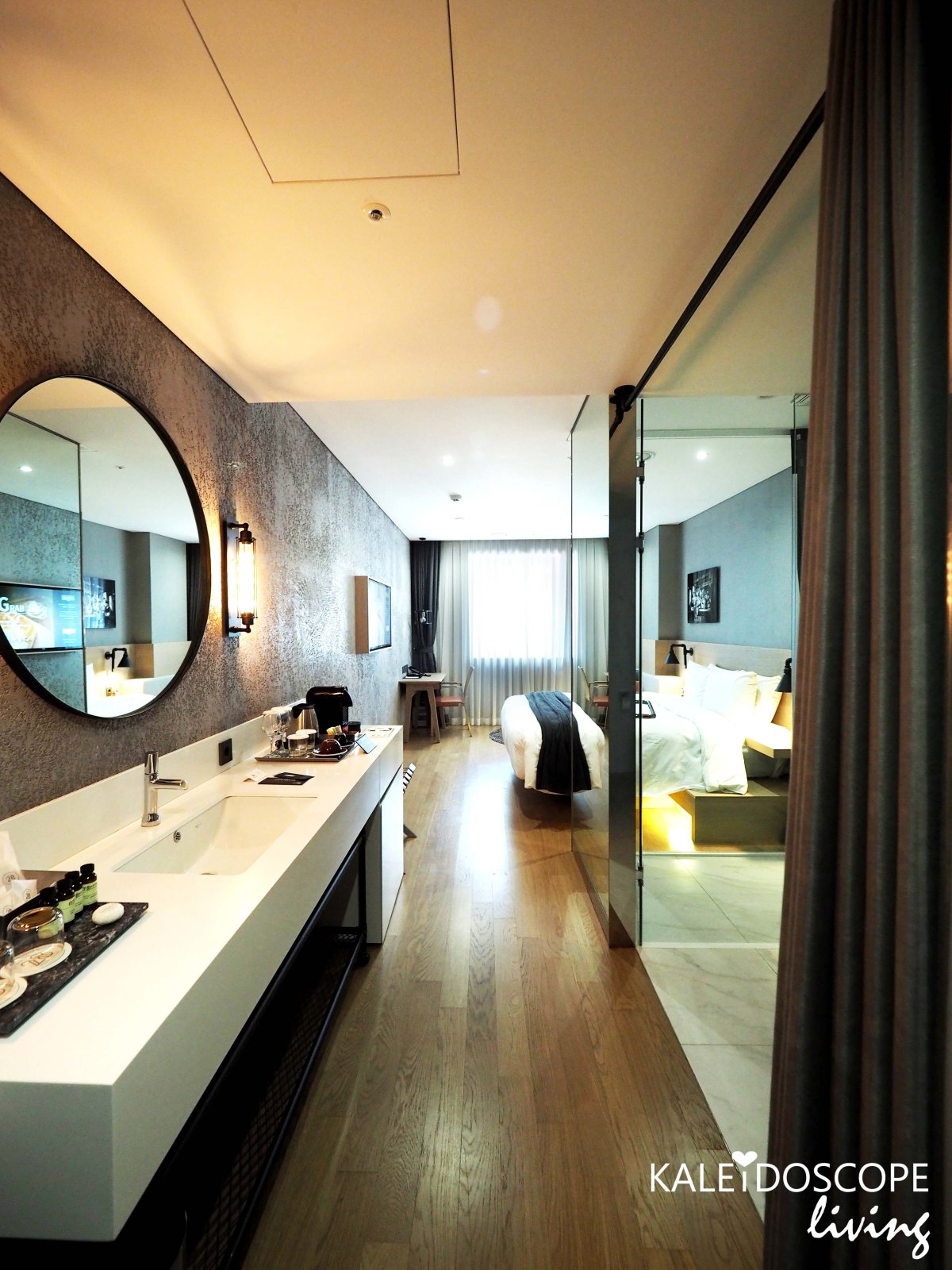 Luxury Boutique Hotel x Filmography Museum in The Heart of Seoul