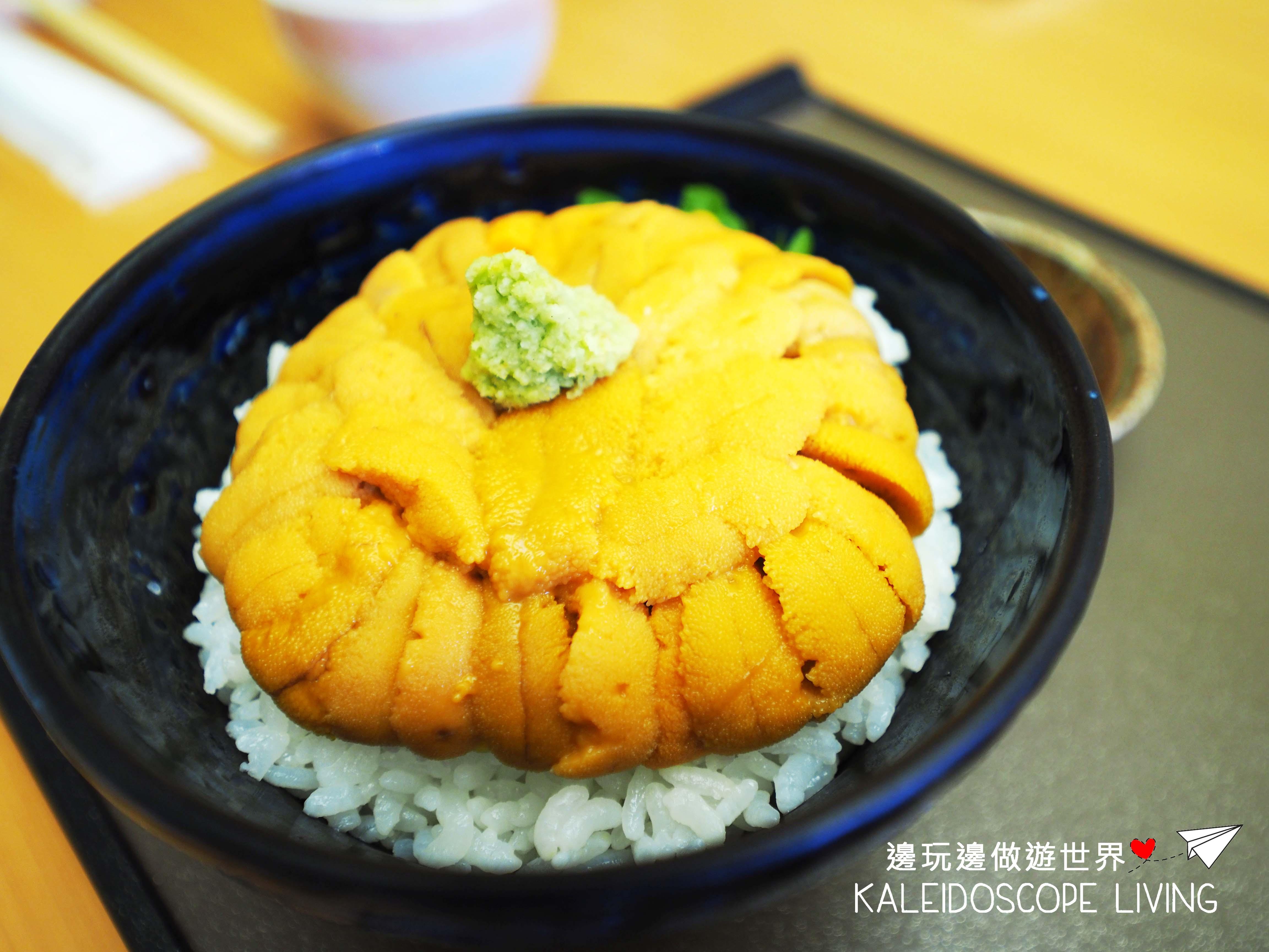 Travel_Hokkaido_Hakodate_Restaurant_Uni_Murakami_北海道_函館_むらかみ_海膽飯