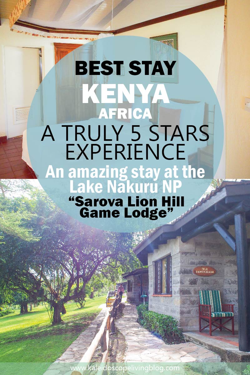 Travel Kenya Lake Nakuru Sarova Lion Hill Game Lodge Hotel 肯亞納庫魯湖公園五星級飯店_A 5 star experience