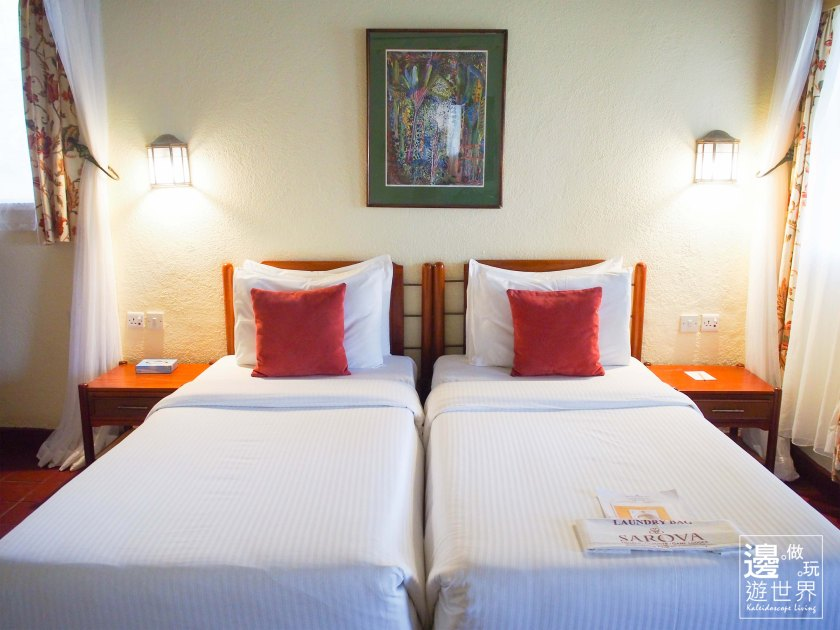 Travel Kenya Lake Nakuru Sarova Lion Hill Game Lodge Hotel 肯亞納庫魯湖公園五星級飯店_Room Interior