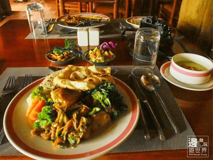 Travel Kenya Lake Nakuru Sarova Lion Hill Game Lodge Hotel 肯亞納庫魯湖公園五星級飯店_Restaurant Food