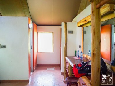 Travel to Kenya Lake Naivasha Crescent Camp Stay 非洲肯亞